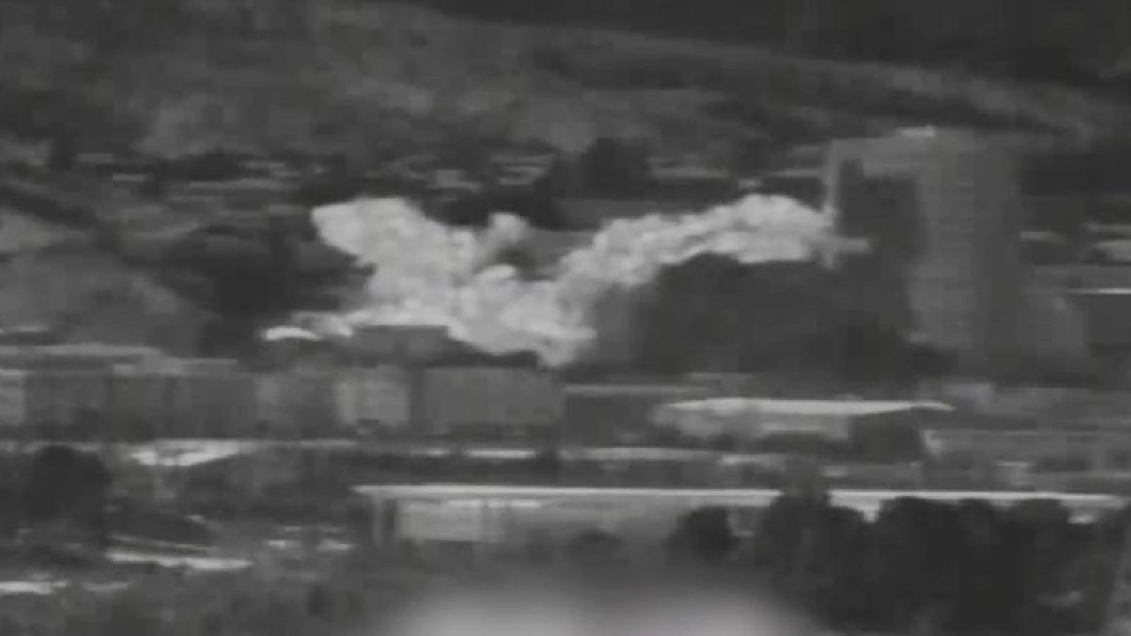 Liên Hợp Quốc và Mỹ lên tiếng về vụ nổ văn phòng liên Triều
