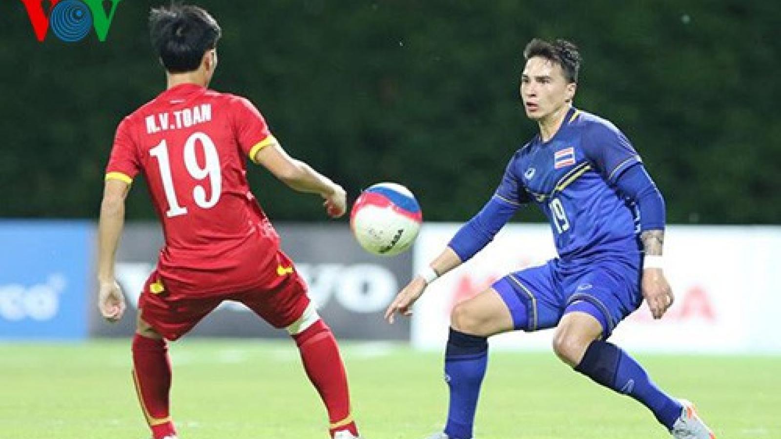 Ngày này năm xưa: U23 Việt Nam thua tâm phục khẩu phục Thái Lan