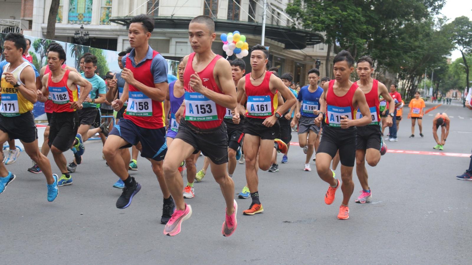 Giải việt dã kỷ niệm 44 năm Thành phố Sài Gòn - Gia Định chính thức mang tên Bác