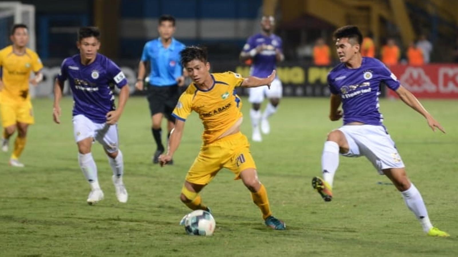 Phan Văn Đức nói gì khi SLNA thắng Hà Nội FC ngay tại Hàng Đẫy?