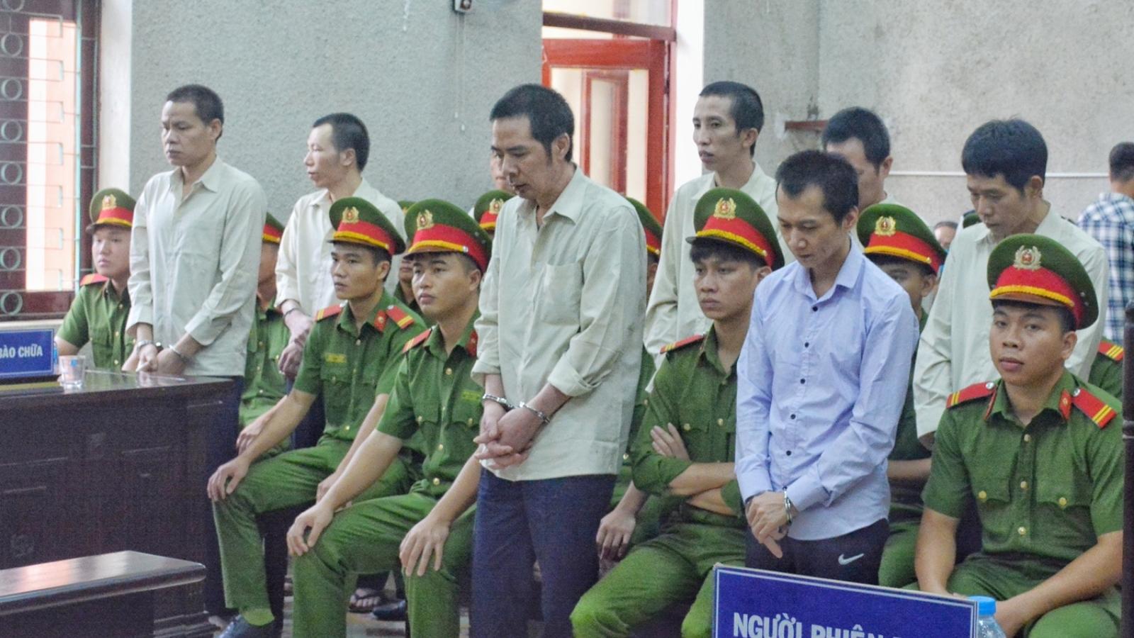 Xử phúc thẩm vụ nữ sinh giao gà ở Điện Biên: giữ nguyên 6 án tử hình
