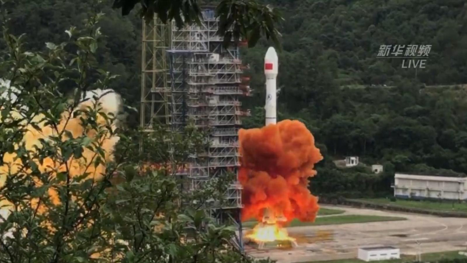 Trung Quốc hoàn thành Hệ thống vệ tinh định vị dẫn đường Bắc Đẩu 3