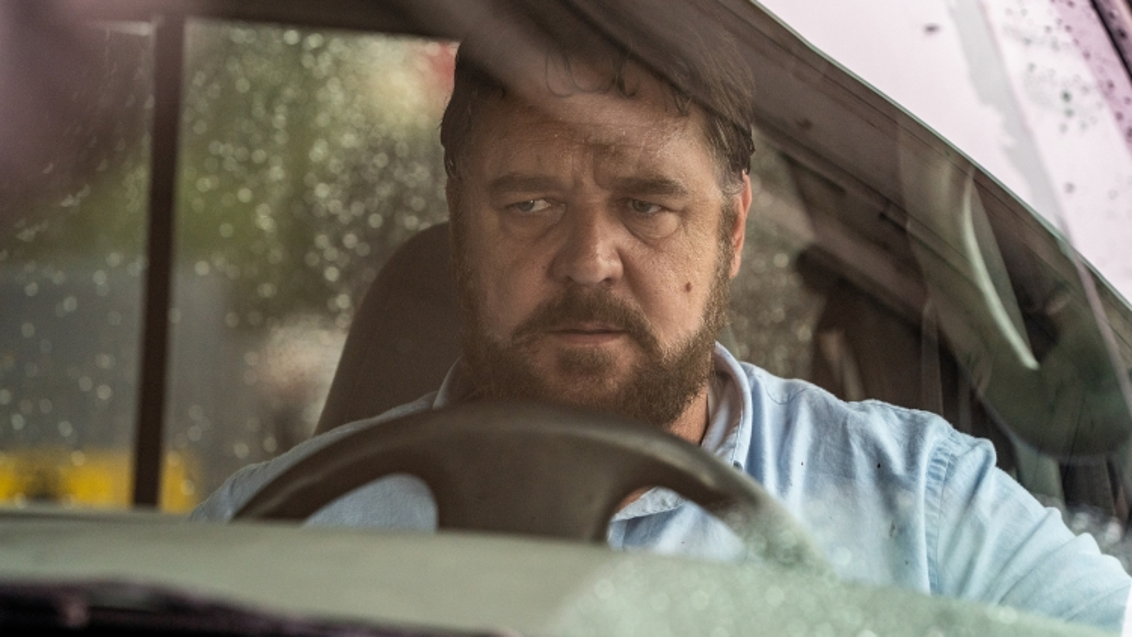 """""""Võ sĩ giác đấu"""" Russell Crowe hoá kẻ sát nhân tàn ác với """"Unhinged"""""""