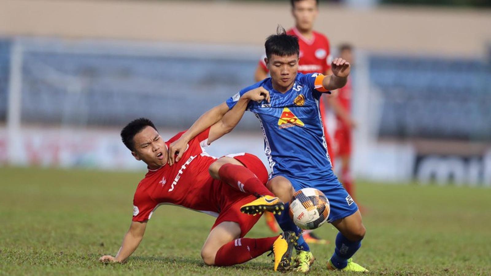 Video pha bóng đẳng cấp thế giới diễn ra ở vòng 7 V-League 2020