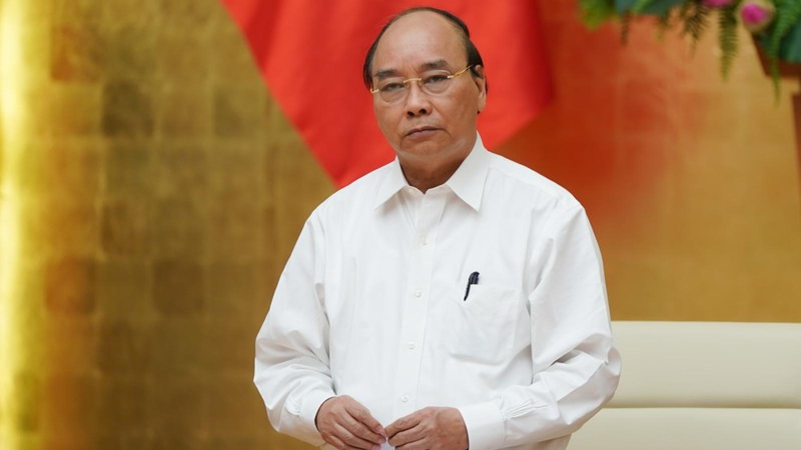 Thủ tướng chỉ đạo Đà Nẵng quyết liệt phòng chống dịch Covid-19