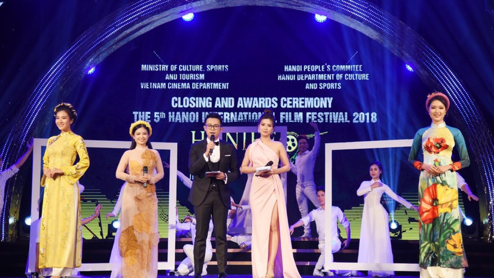 Lùi thời gian tổ chức Liên hoan phim Quốc tế Hà Nội sang 2022