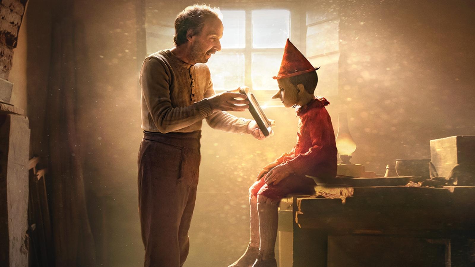 """5 lý do không thể bỏ lỡ bộ phim """"Cậu bé người gỗ Pinocchio"""""""