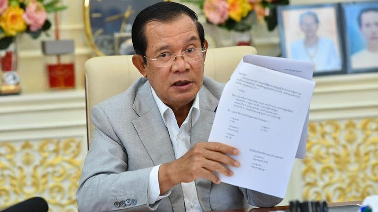 Campuchia cấm các chuyến bay từ Malaysia và Indonesia để ngừa Covid-19