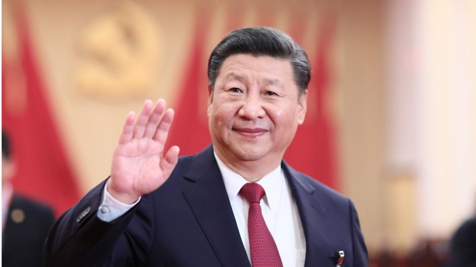 Chủ tịch Trung Quốc điện đàm với hàng loạt nguyên thủ của ASEAN