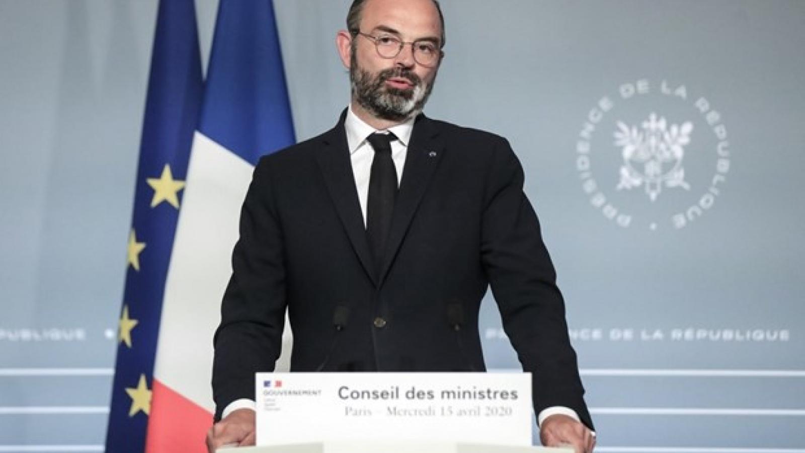 Thủ tướng và toàn bộ chính phủ Pháp từ chức, mở đường cải tổ nội các