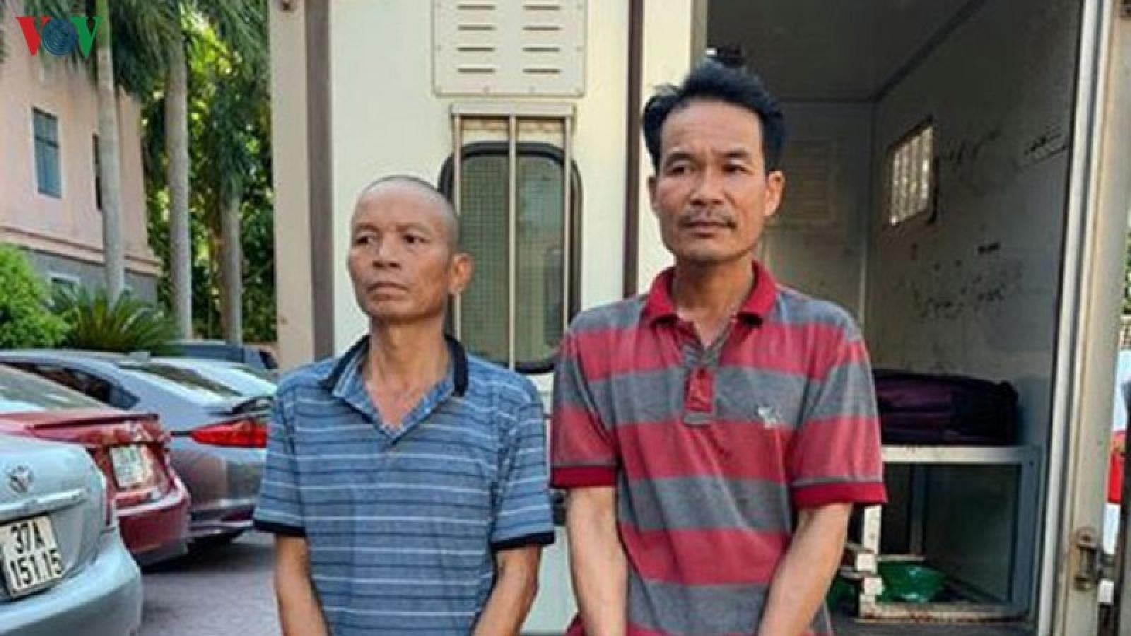 Bị bắt sau gần 20 năm thay tên đổi họ trốn truy nã