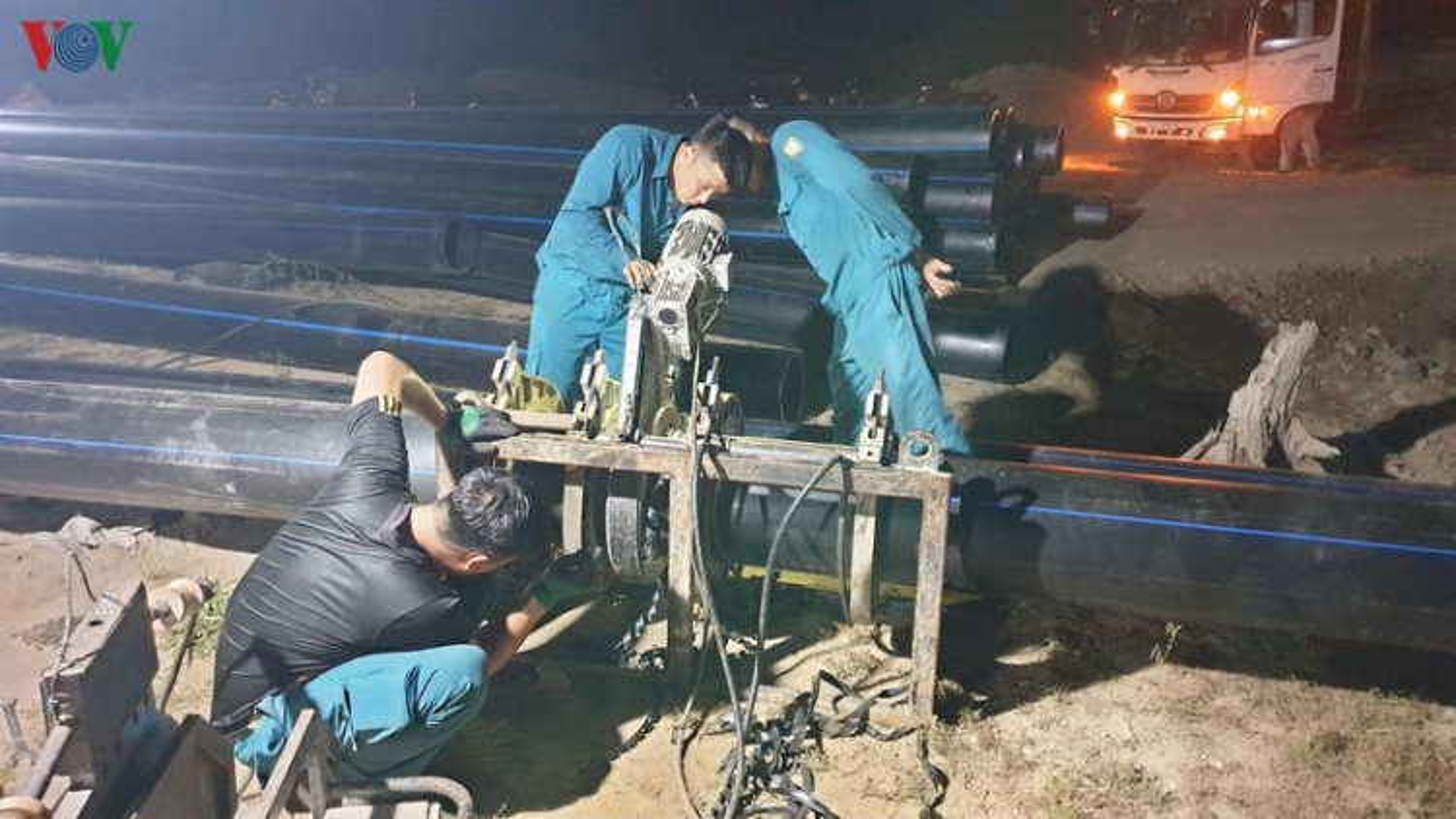 Sớm cấp nước cho 30.000 khách hàng tại Quảng Ninh