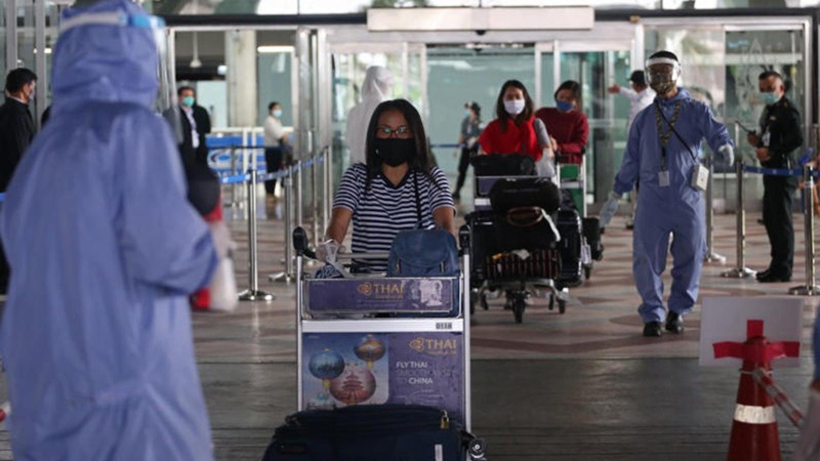 Thái Lan gia hạn tình trạng khẩn cấp quốc gia đối phó dịch Covid-19