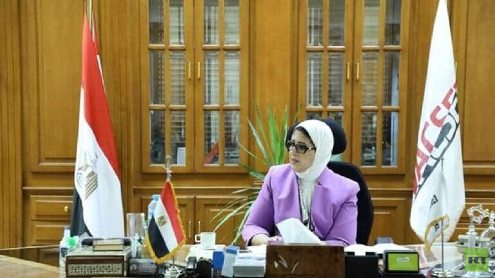 Ai Cập sẵn sàng sản xuất vaccine chống Covid-19