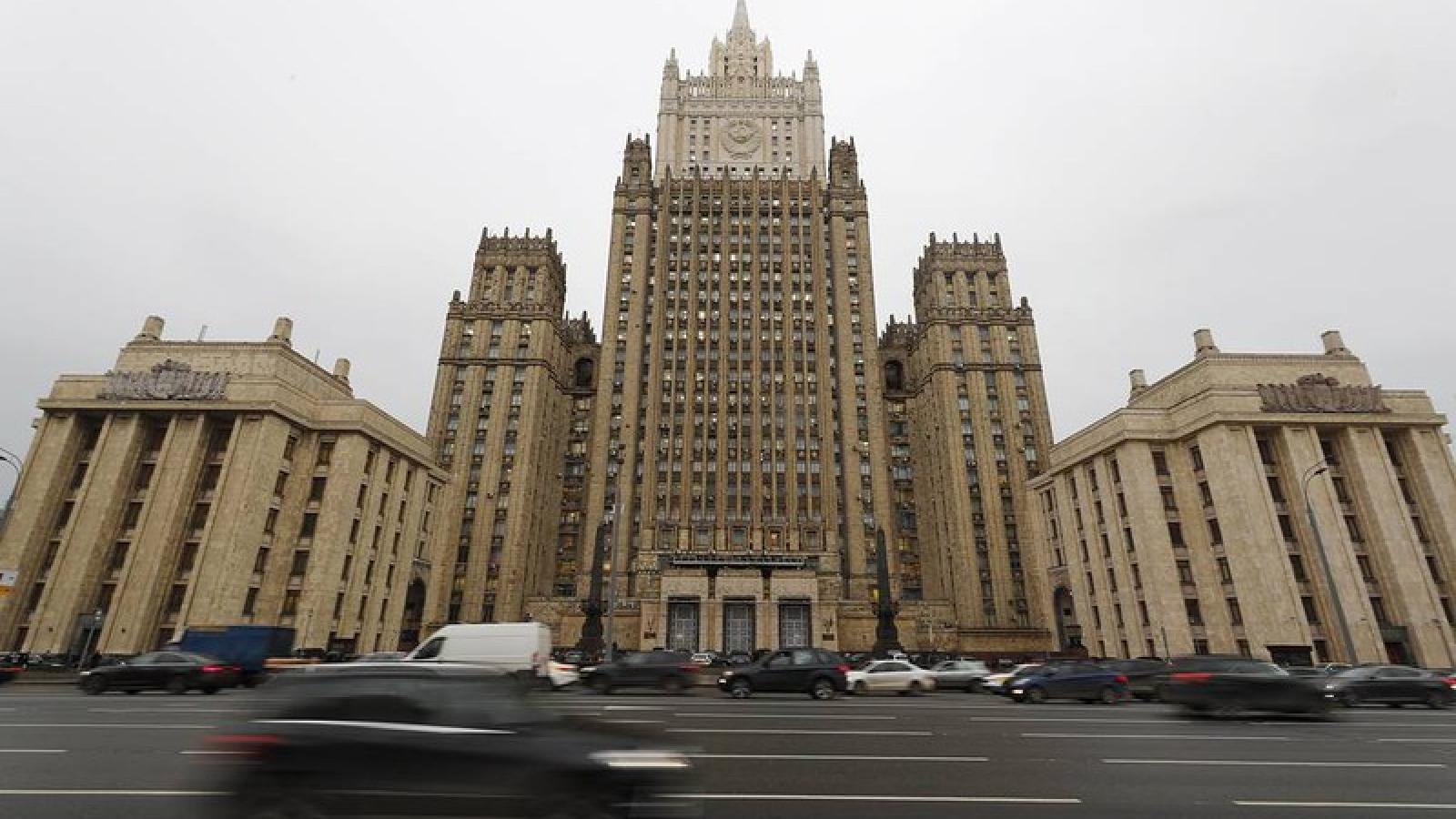 Nga khẳng định không can thiệp vào cuộc bầu cử Tổng thống Belarus