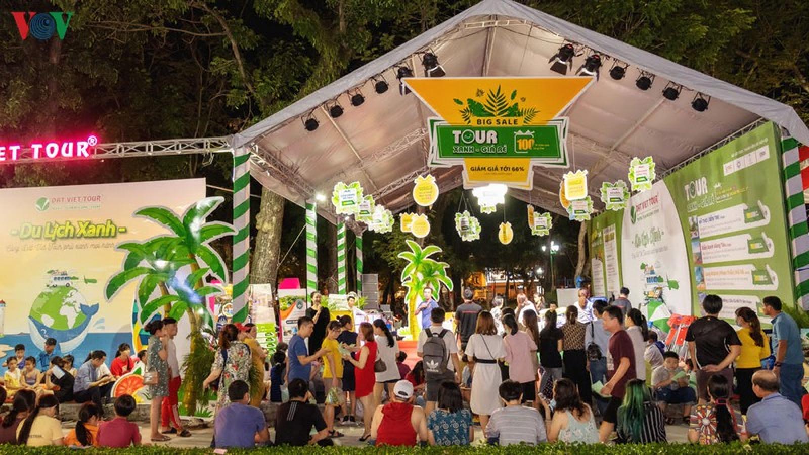 Doanh thu ngành du lịch đạt trên 40 tỷ đồng qua Ngày hội du lịch TPHCM