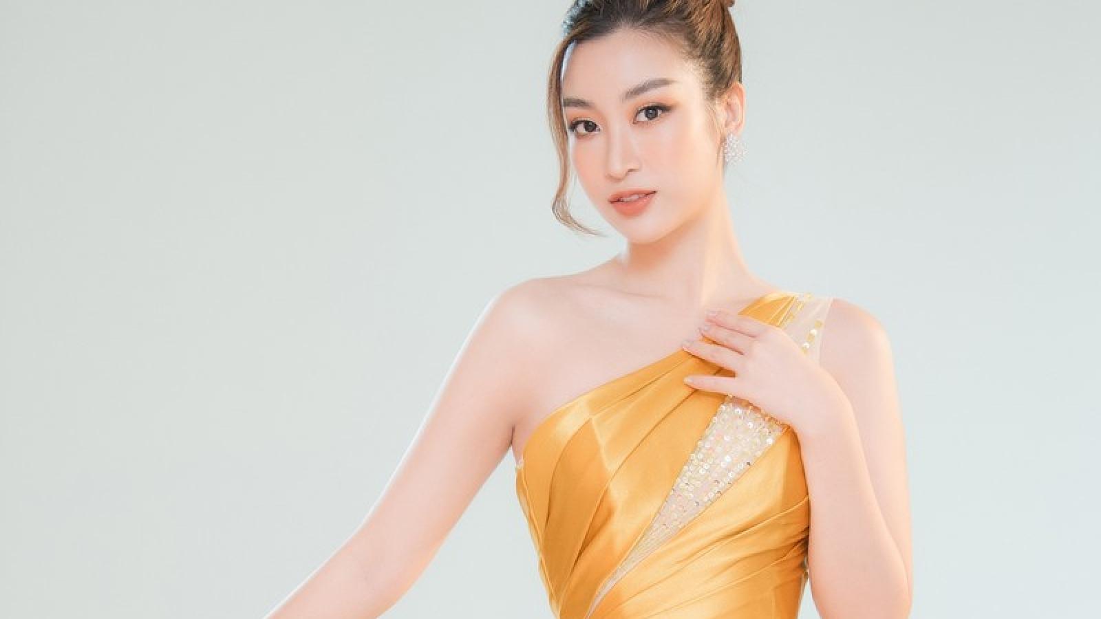 """Hoa hậu Đỗ Mỹ Linh: """"Tôi chưa tính chuyện lập gia đình"""""""