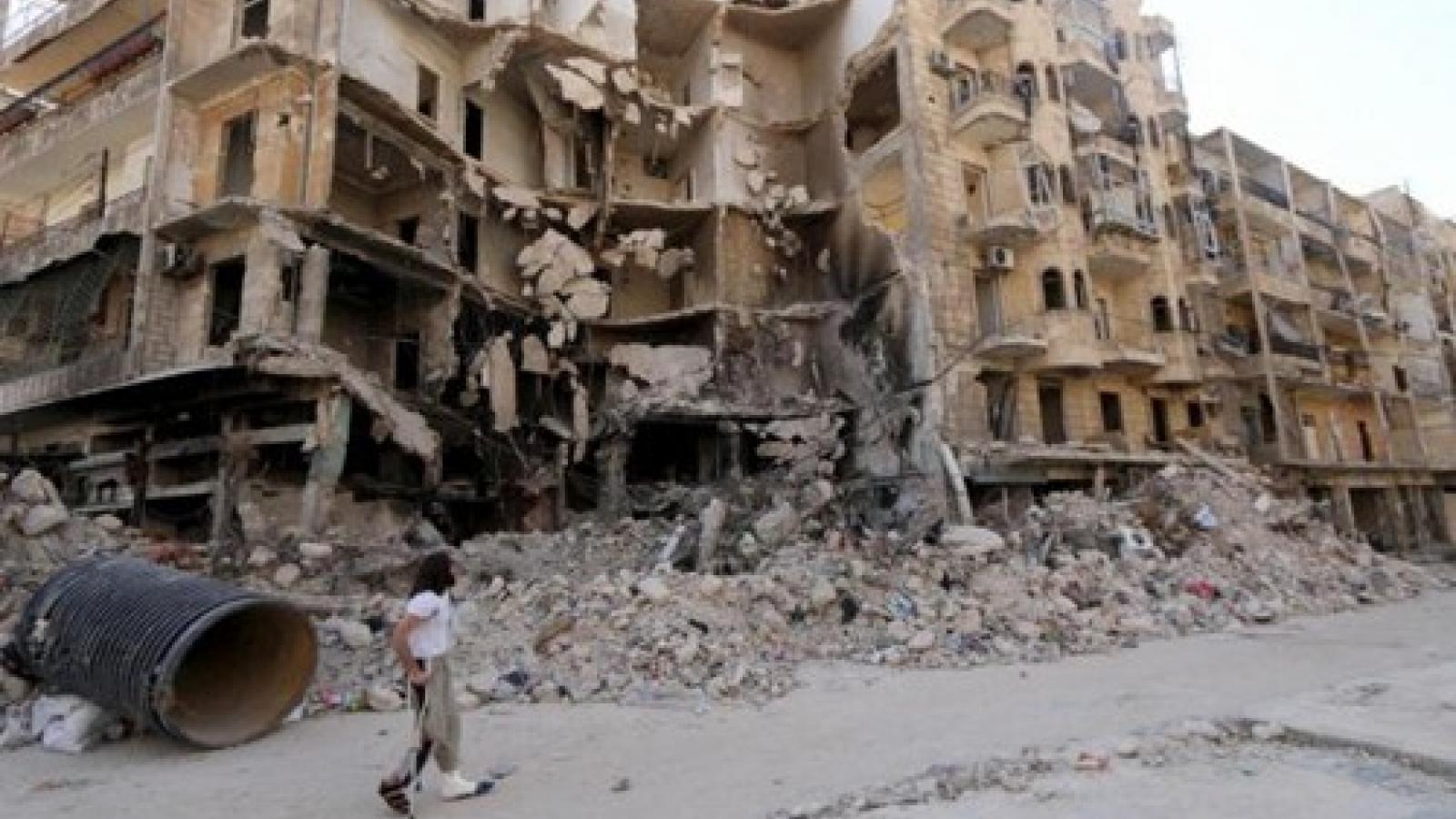 Mỹ gia tăng trừng phạt đối với Syria