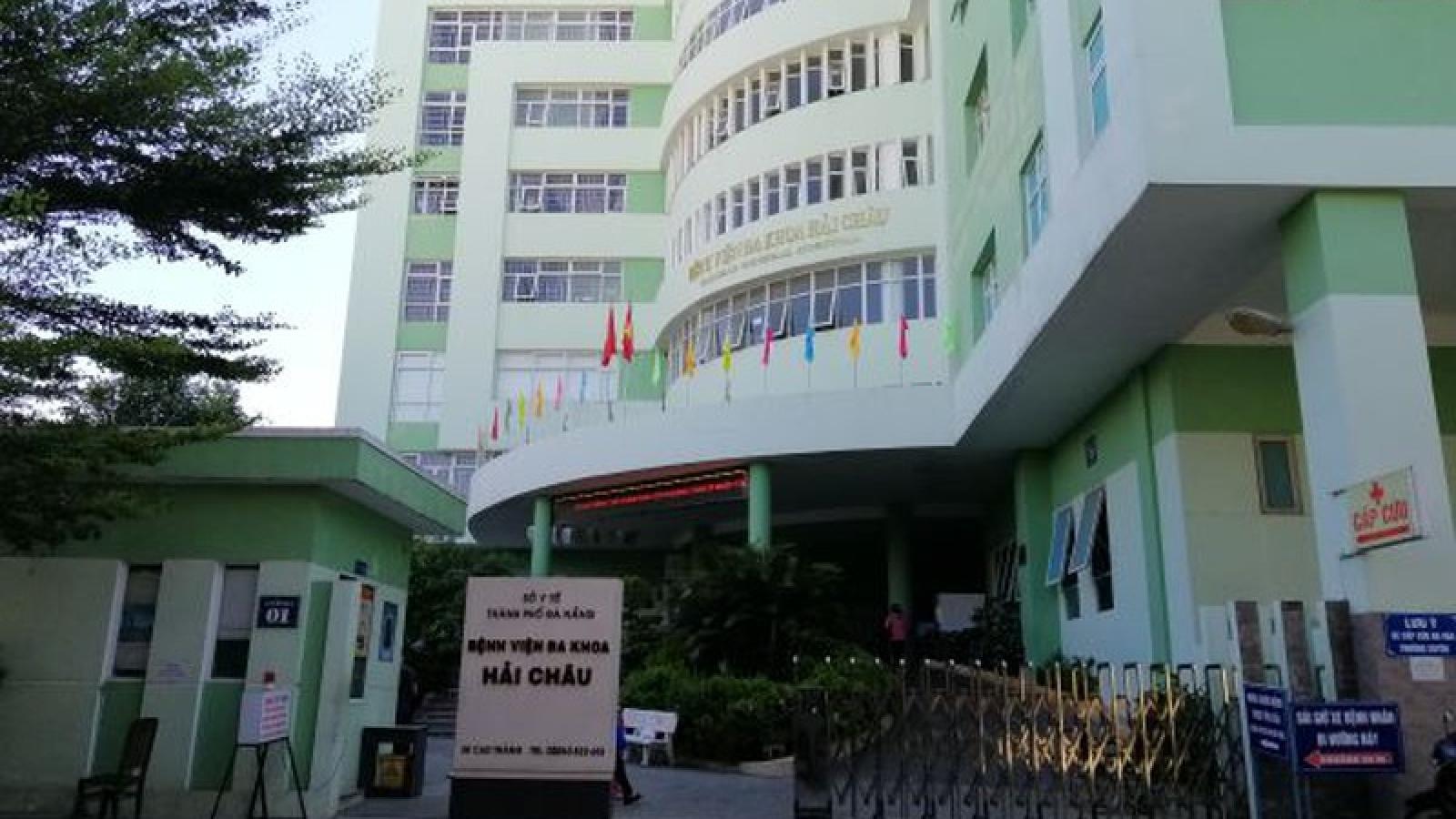 Bệnh viện Đà Nẵng không khám ngoại trú, dừng nhận điều trị nội trú