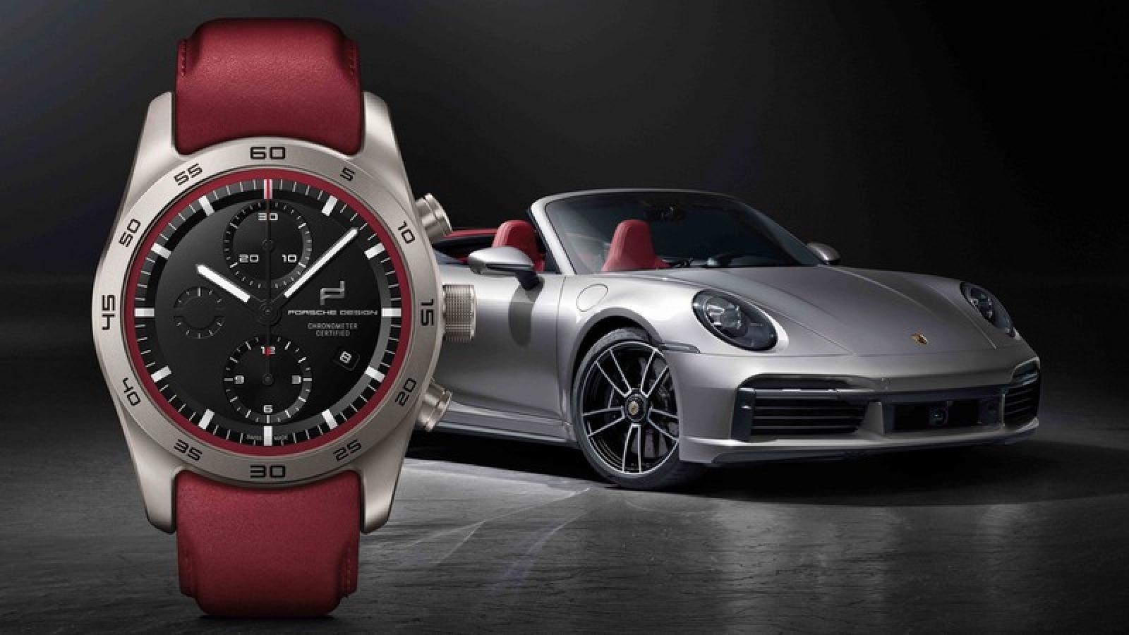 Porsche cung cấp dịch vụ tùy chỉnh đồng hồ cá nhân