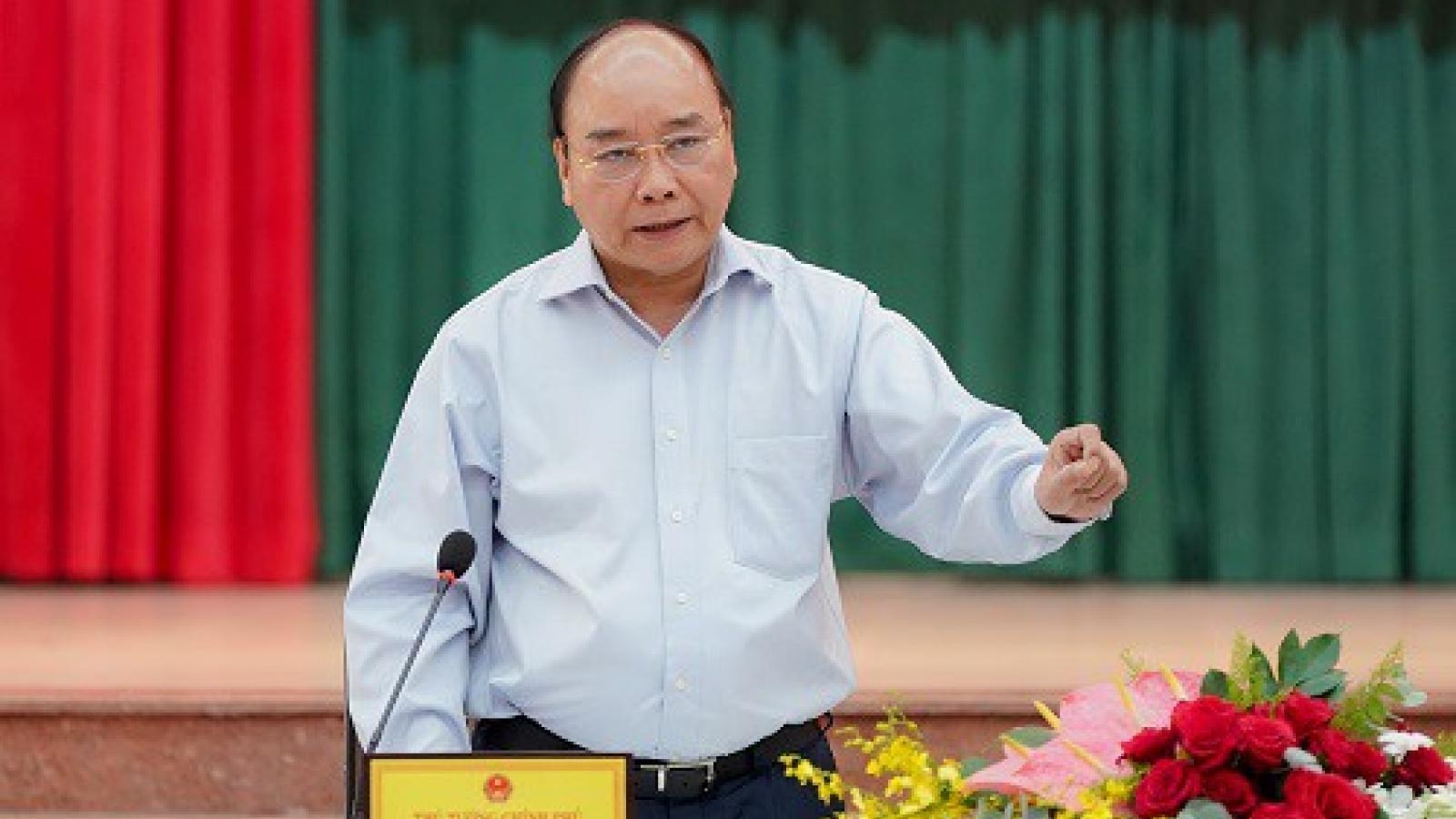 Thủ tướng chỉ đạo tập trung sức xây dựng sân bay Long Thành