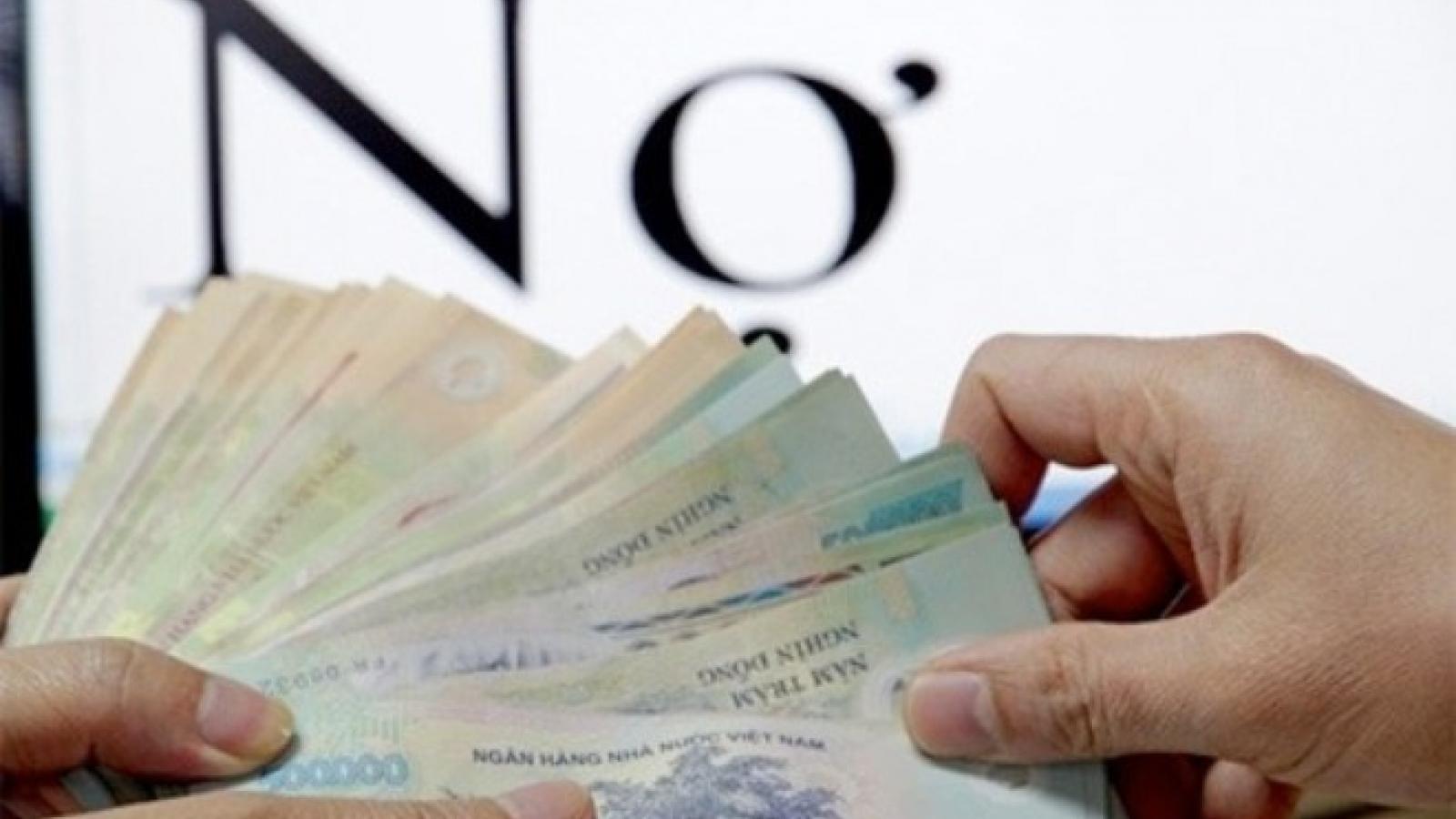 Hướng dẫn quy trình, thủ tục khoanh nợ, xóa nợ thuế