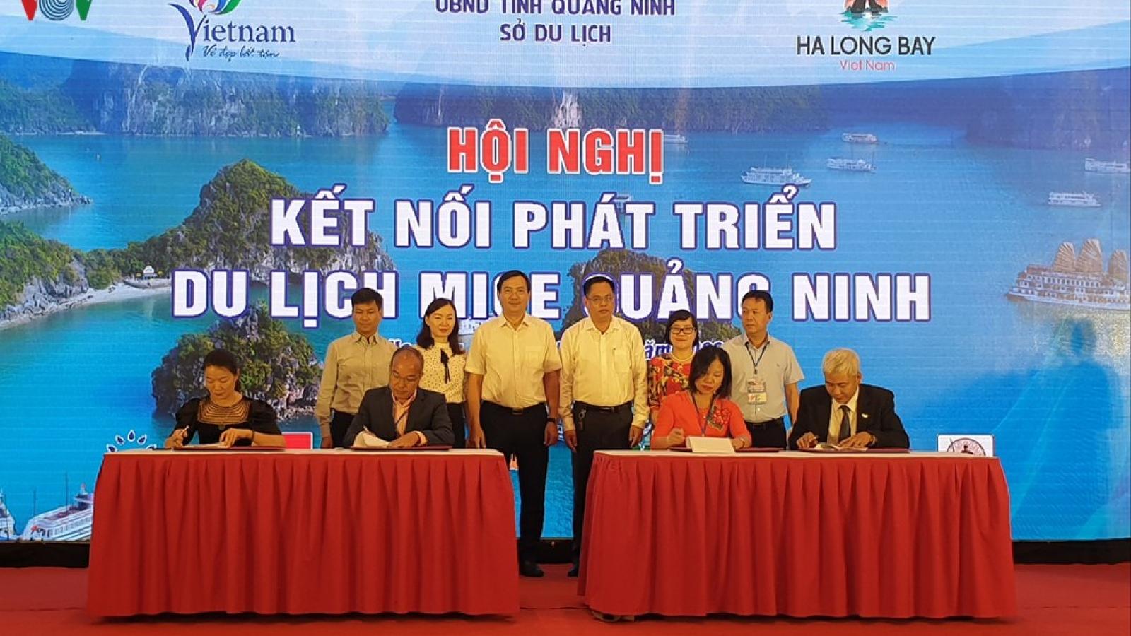 Kết nối phát triển du lịch MICE Quảng Ninh