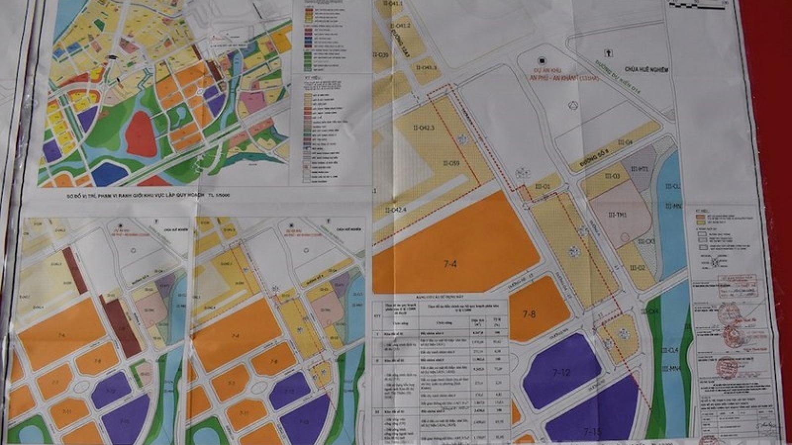 TPHCM công bố đồ án điều chỉnh quy hoạch nền đất tái định cư Thủ Thiêm