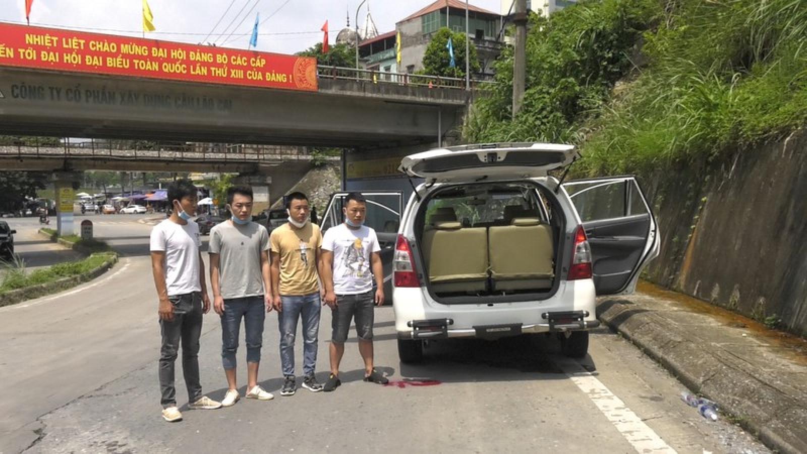 Khởi tố đối tượng đưa người Trung Quốc nhập cảnh trái phép ở Lào Cai