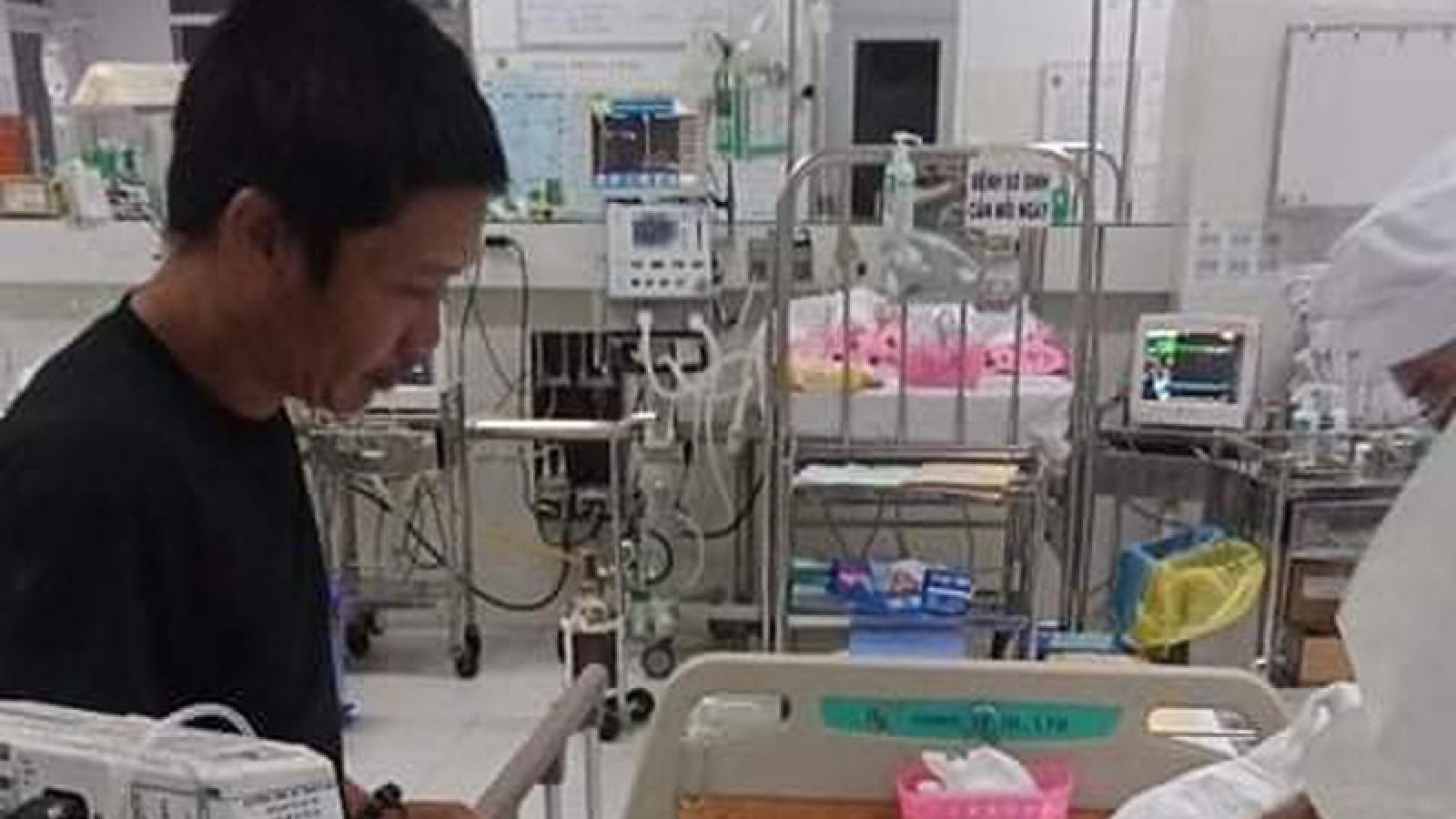 Bé trai 7 tuổi hôn mê sâu sau phẫu thuật lấy đinh nẹp xương tay