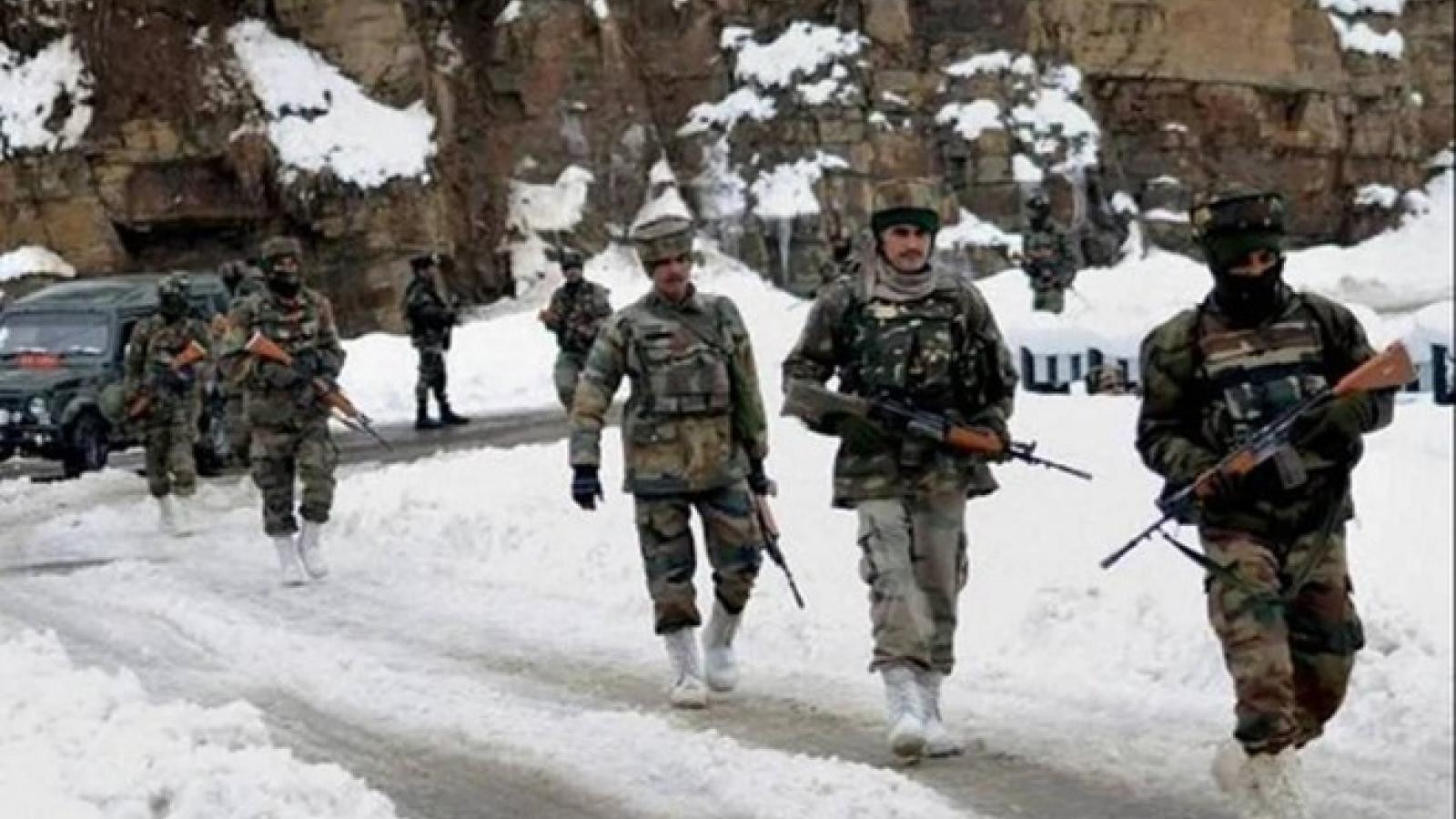 Ấn Độ bác tuyên bố của Trung Quốc về tình hình biên giới