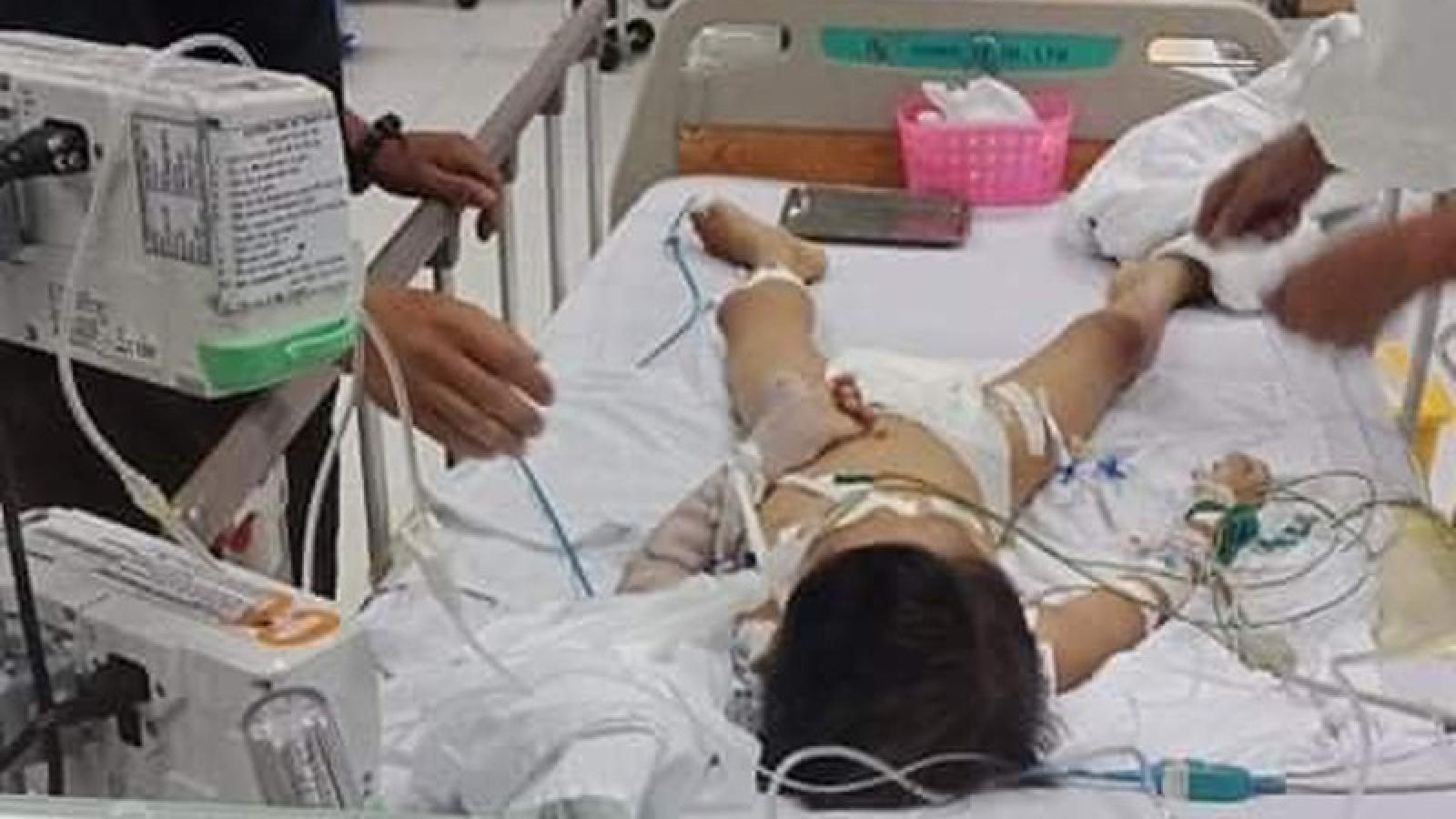 Bệnh viện chuyển tuyến chậm khiến bé 7 tuổi ở Bình Phước tử vong?
