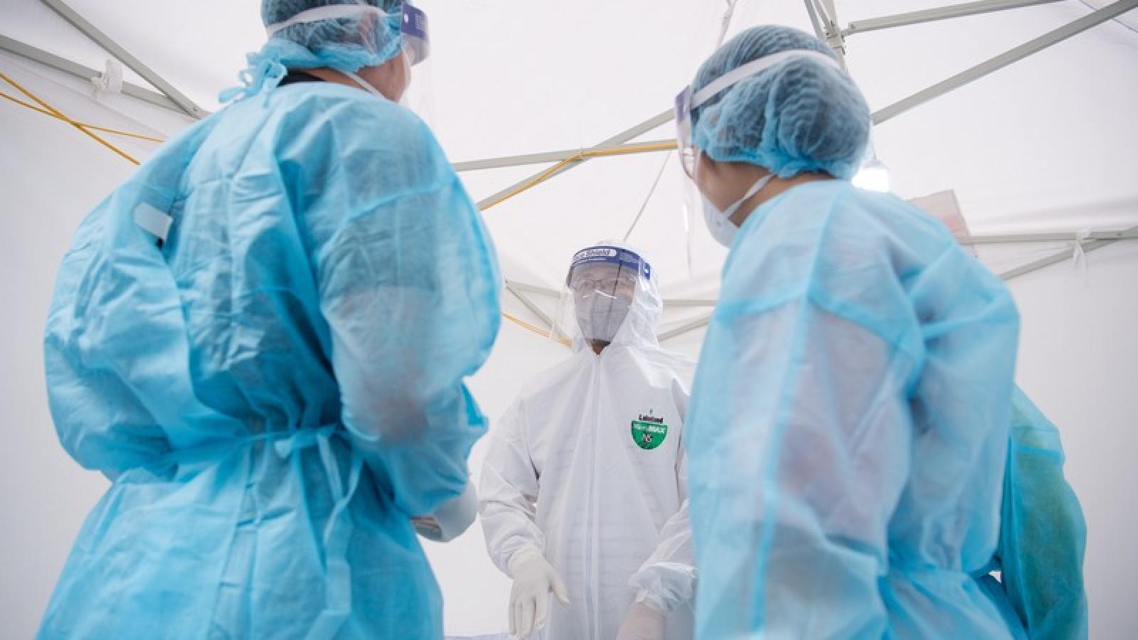 Bộ Y tế đề nghị Huế hỗ trợ Quảng Ngãi điều trị bệnh nhân Covid-19
