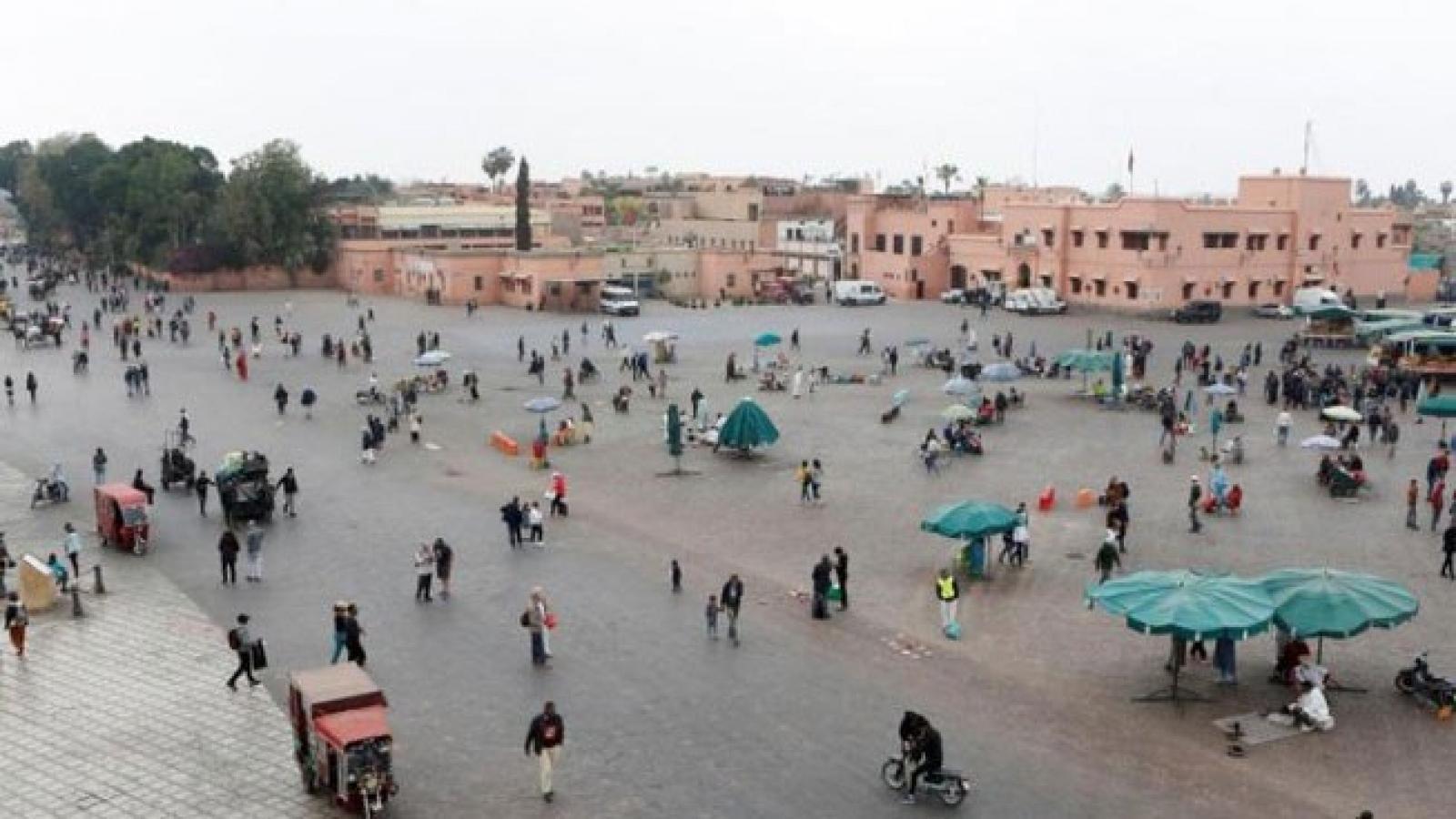 Chống Covid-19: Morocco phạt tù người không đeo khẩu trang nơi công cộng