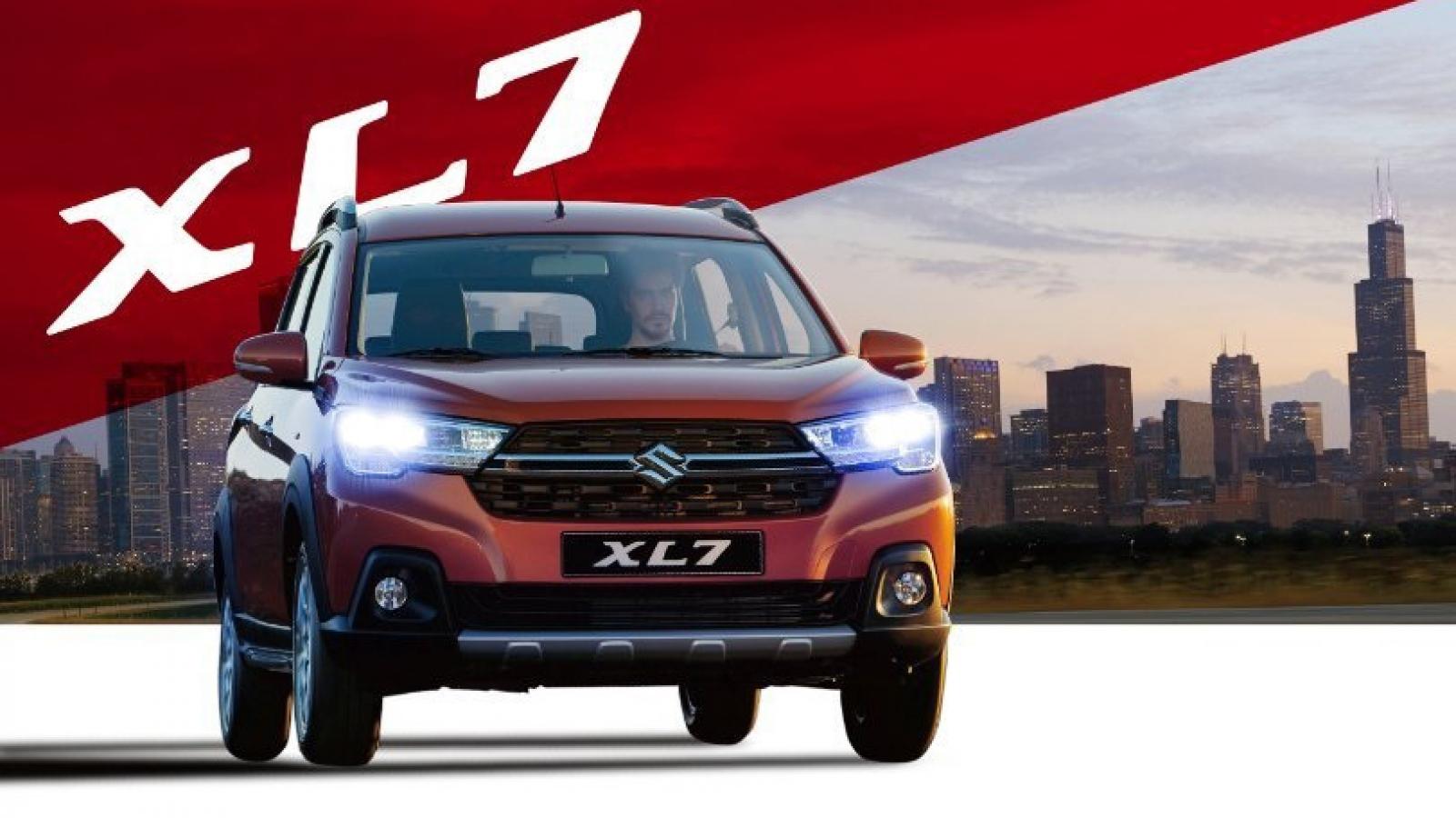 XL7 trải nghiệm những giá trị tiện dụng của chiếc SUV đích thực