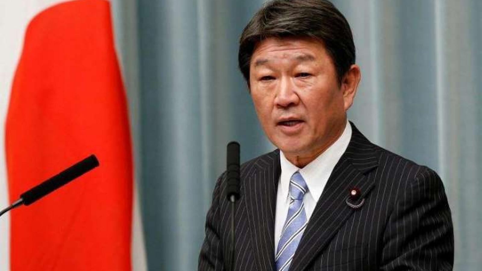 Nhật Bản ủng hộ lập trường của Mỹ về vấn đề Biển Đông