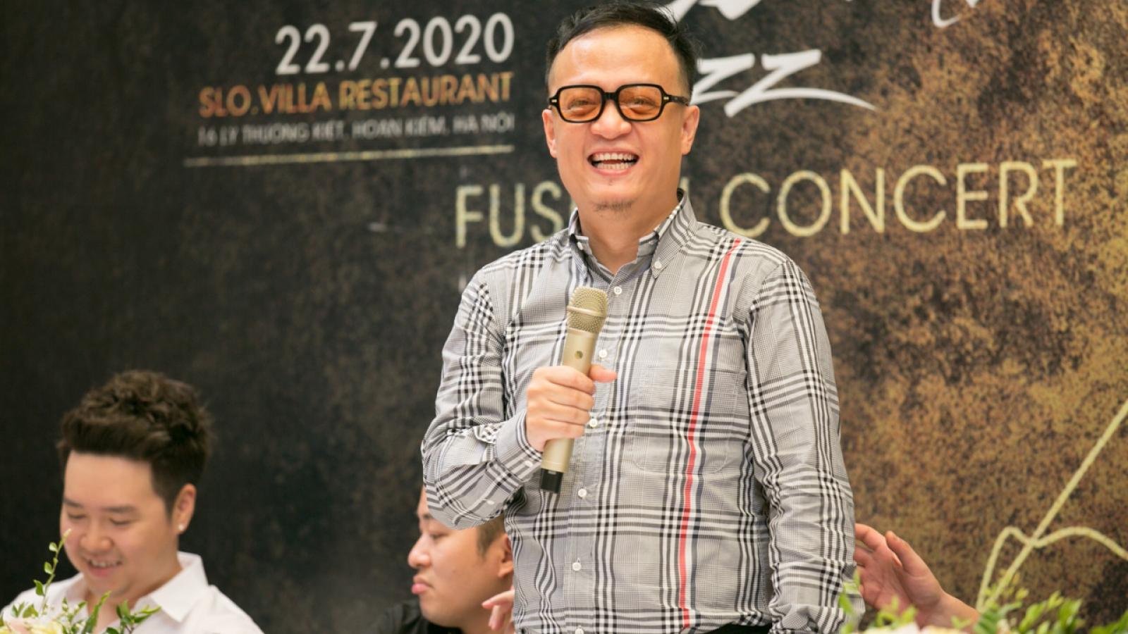 Pianist Tuấn Nam mời Tùng Dương, Lê Hiếu, Hà Lê hát Jazz