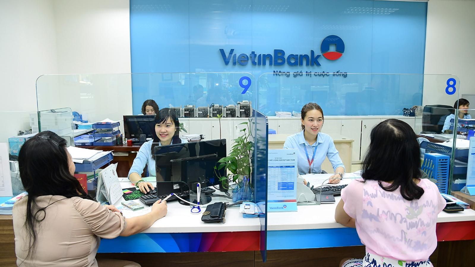 VietinBank ưu tiên nguồn lực hỗ trợ DN, người dân khôi phục sản xuất