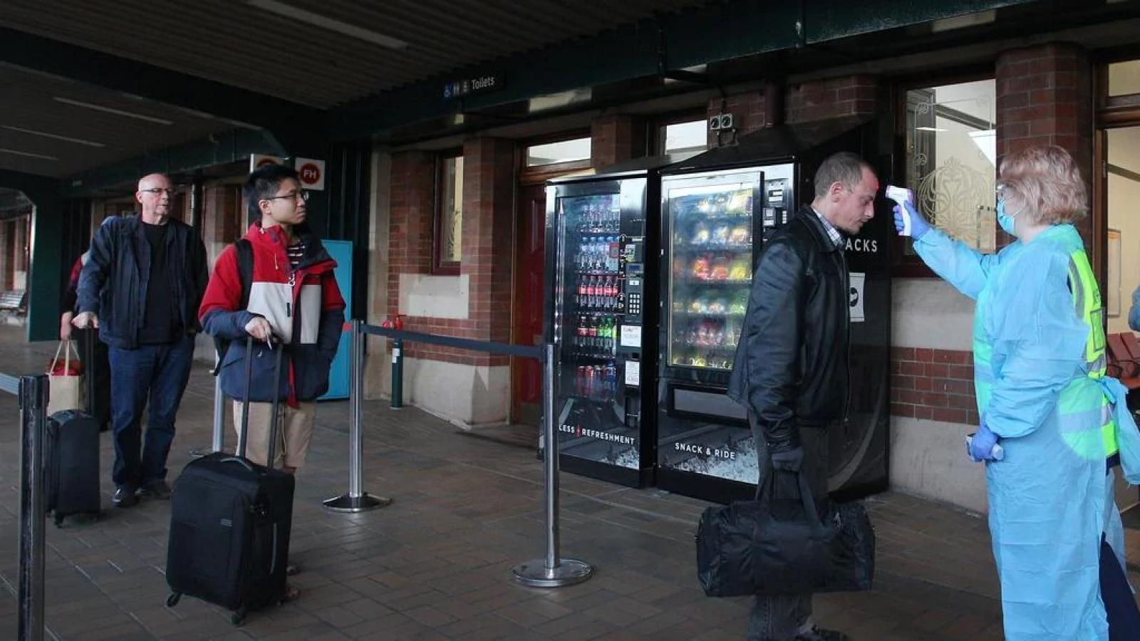 Hơn 10.000 người tại Australia từ chối xét nghiệm Covid-19