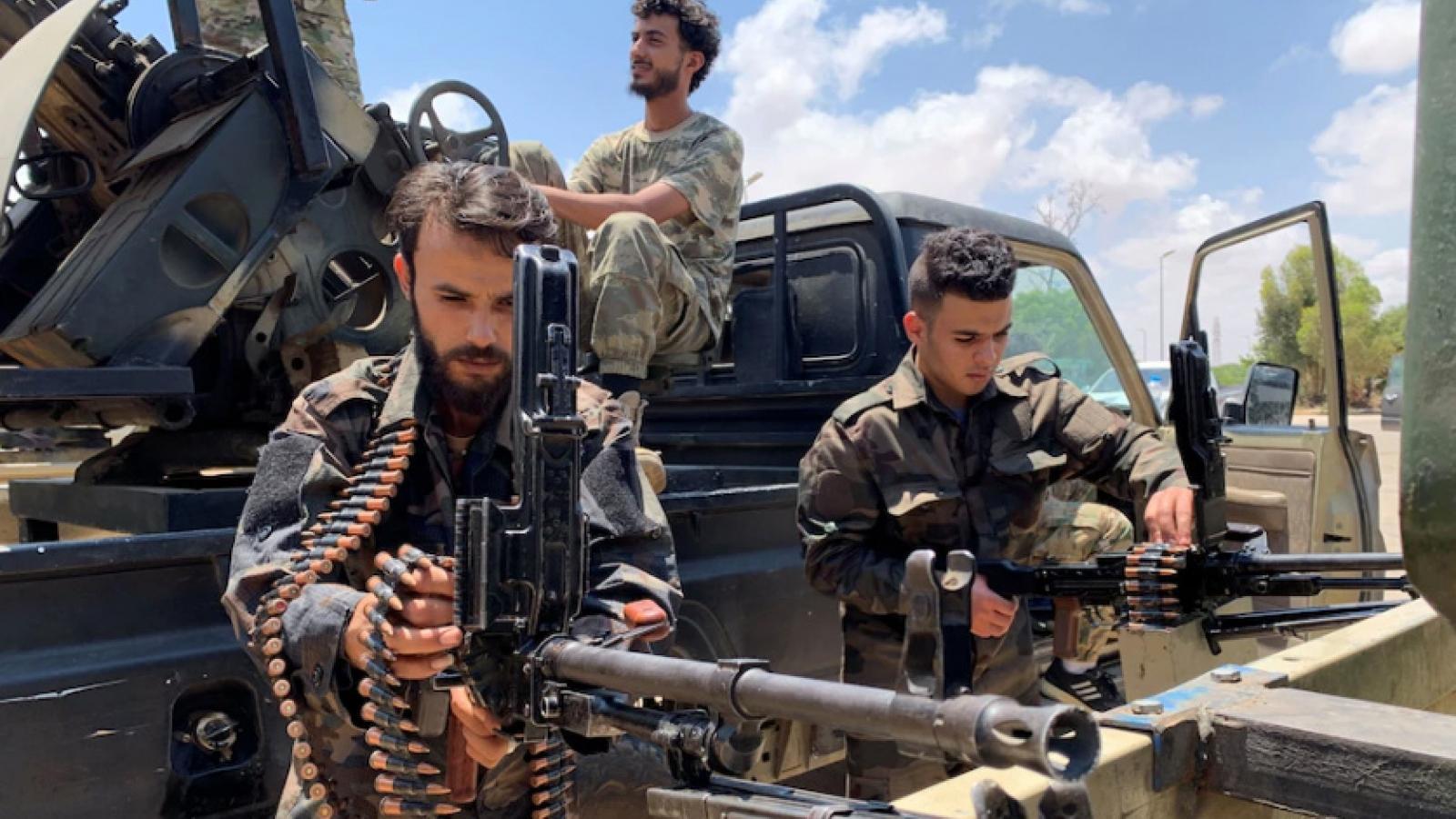 """Mỹ """"ra rìa"""" trong vấn đề Libya, Nga chớp cơ hội gia tăng ảnh hưởng"""