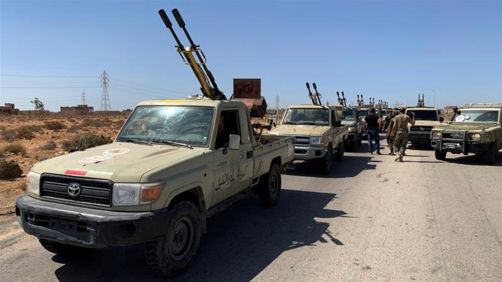 """Thổ Nhĩ Kỳ cảnh báo Ai Cập về """"cuộc phiêu lưu nguy hiểm"""" ở Libya"""
