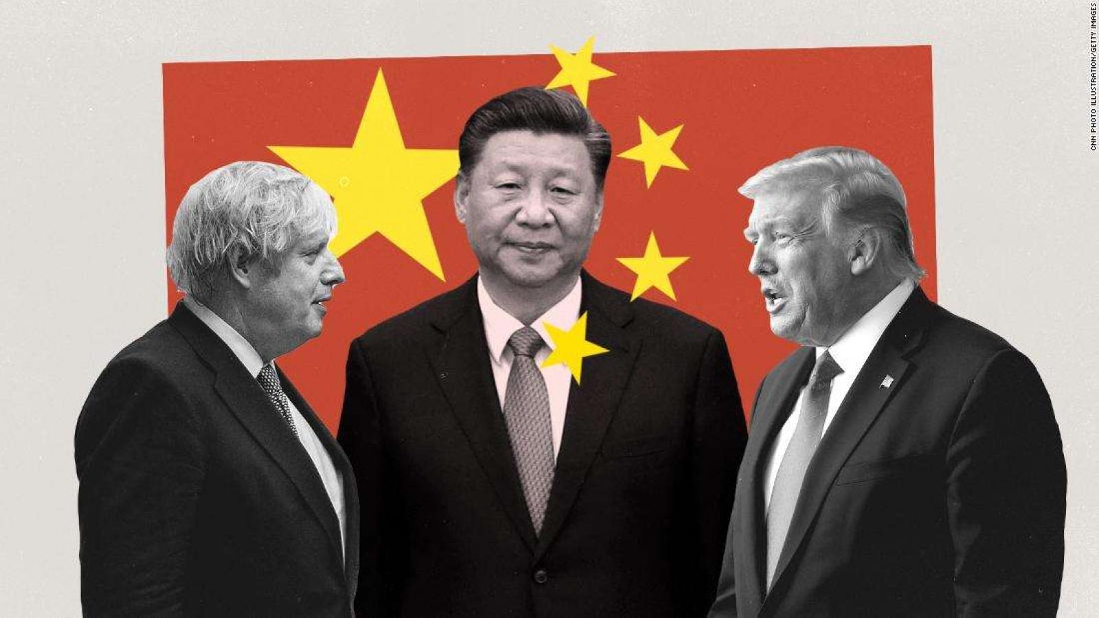 """Trung Quốc buộc thế giới """"nghĩ lại"""" về đối sách với mình"""