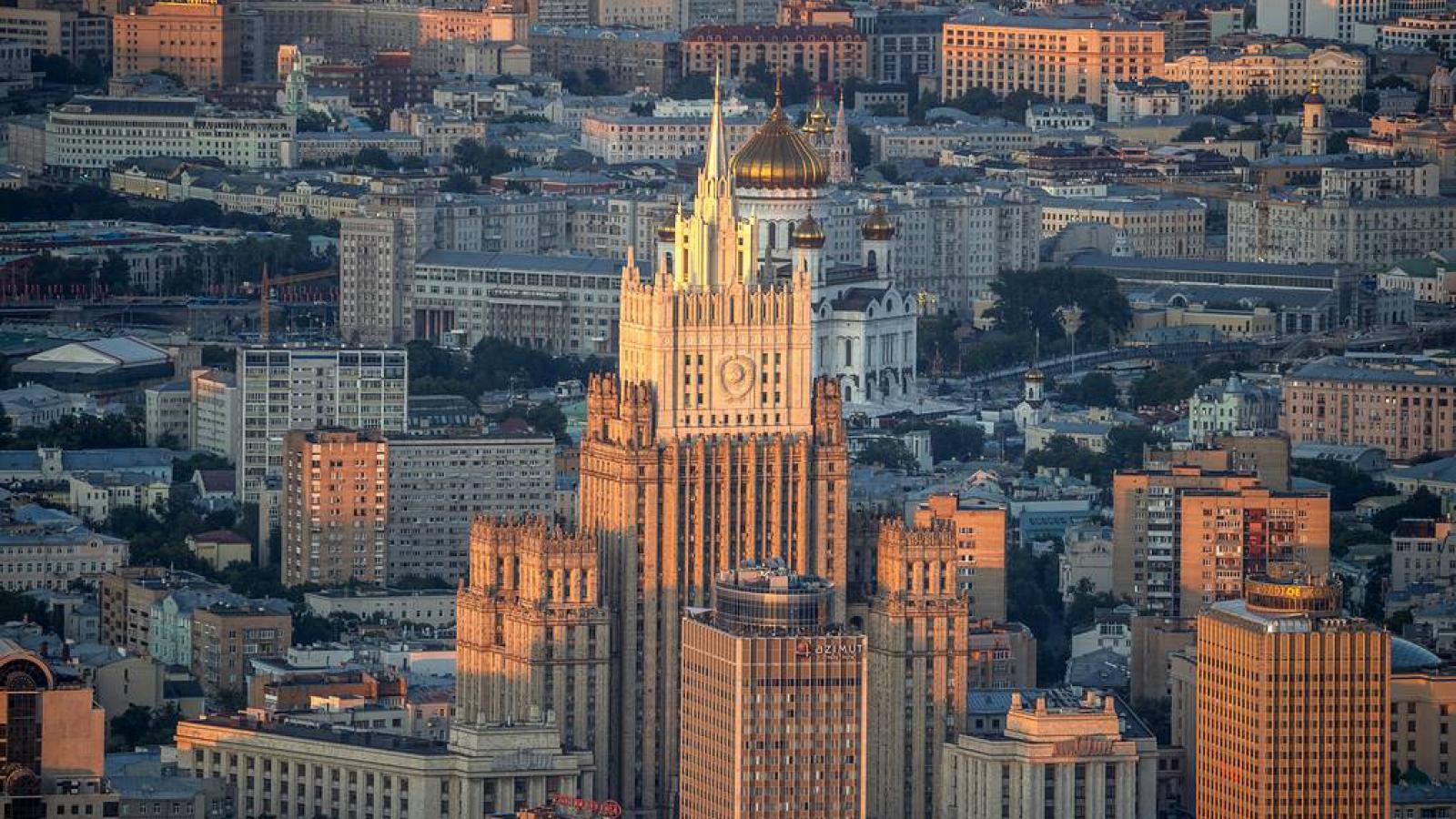 Nga mất niềm tin vào Mỹ với tư cách là một đối tác