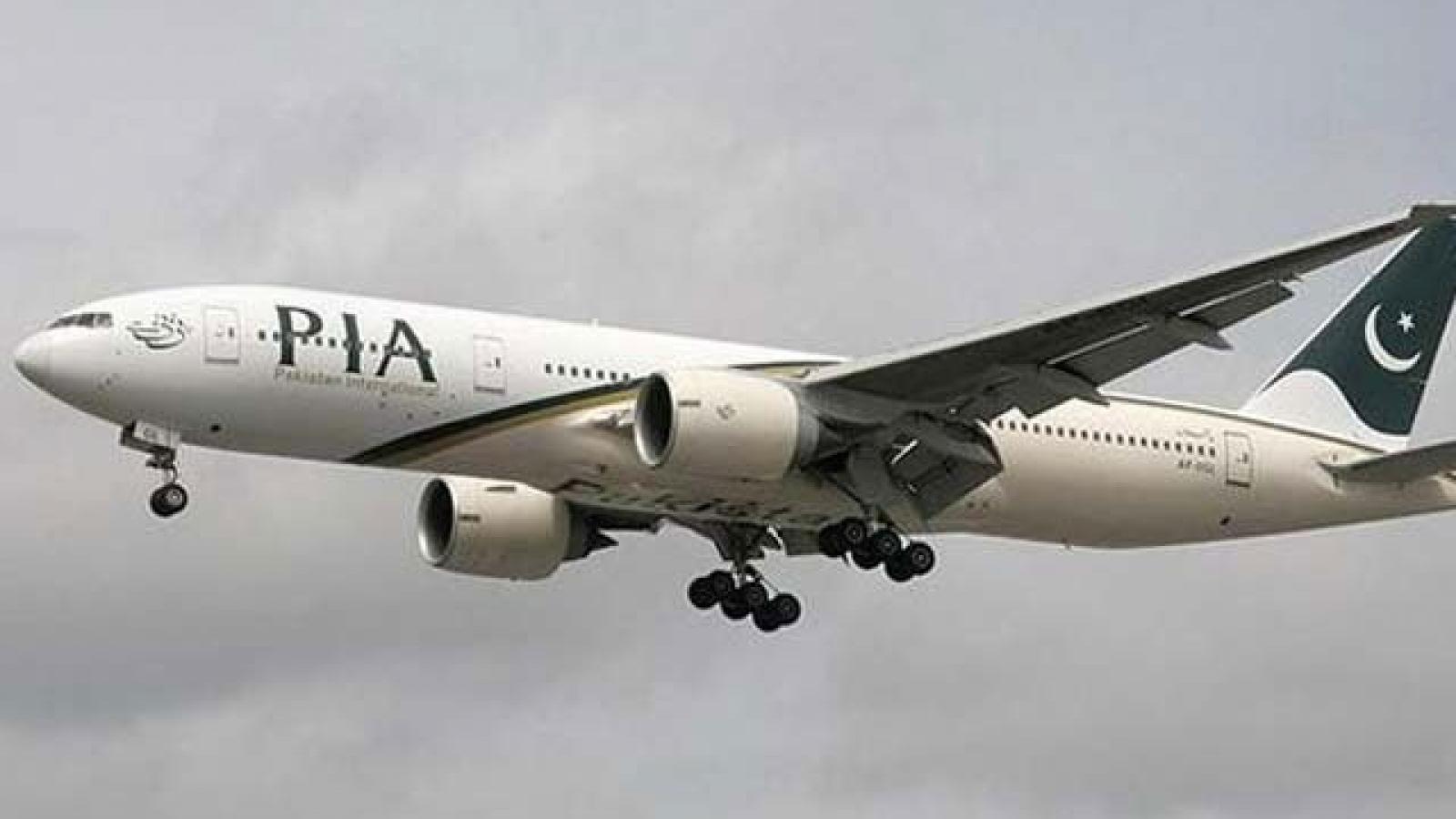 Mỹ cấm các chuyến bay thuê bao của hãng hàng không quốc tế Pakistan