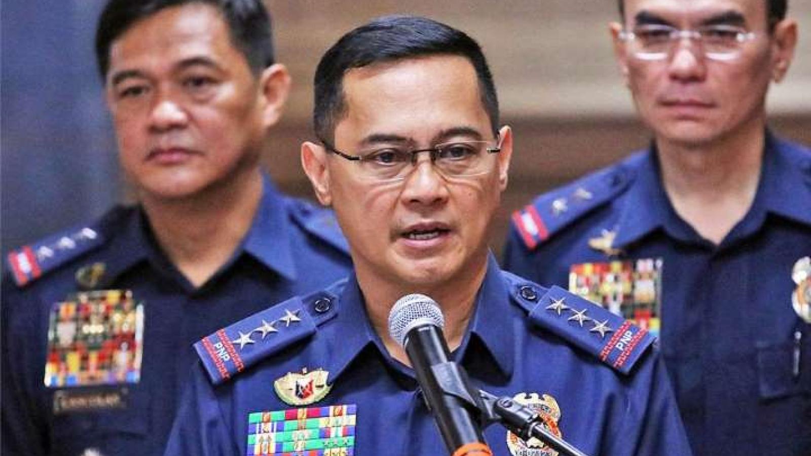 Hơn 1.000 sĩ quan cảnh sát Philippines mắc Covid-19