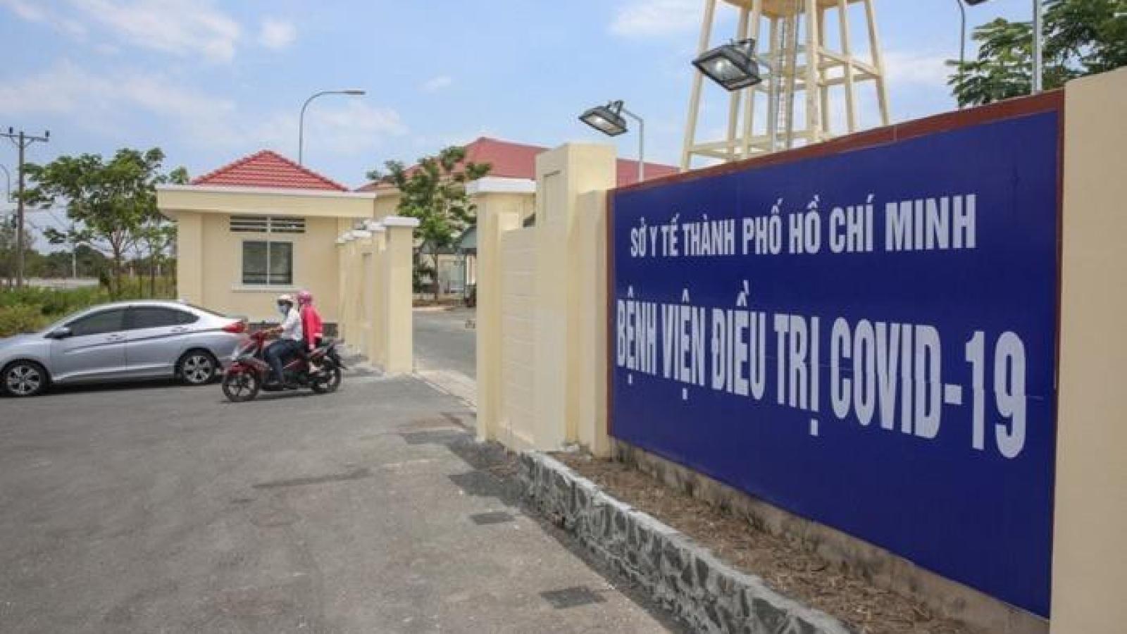 TP HCM ra công văn khẩn về thực hiện biện pháp phòng chống Covid-19