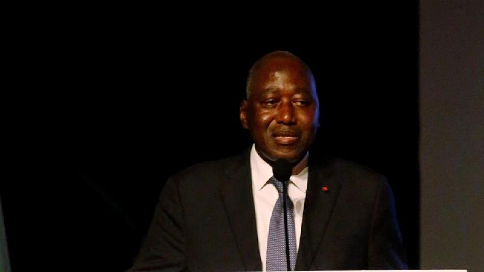 Thủ tướng Côte d'Ivoire qua đời ở tuổi 61