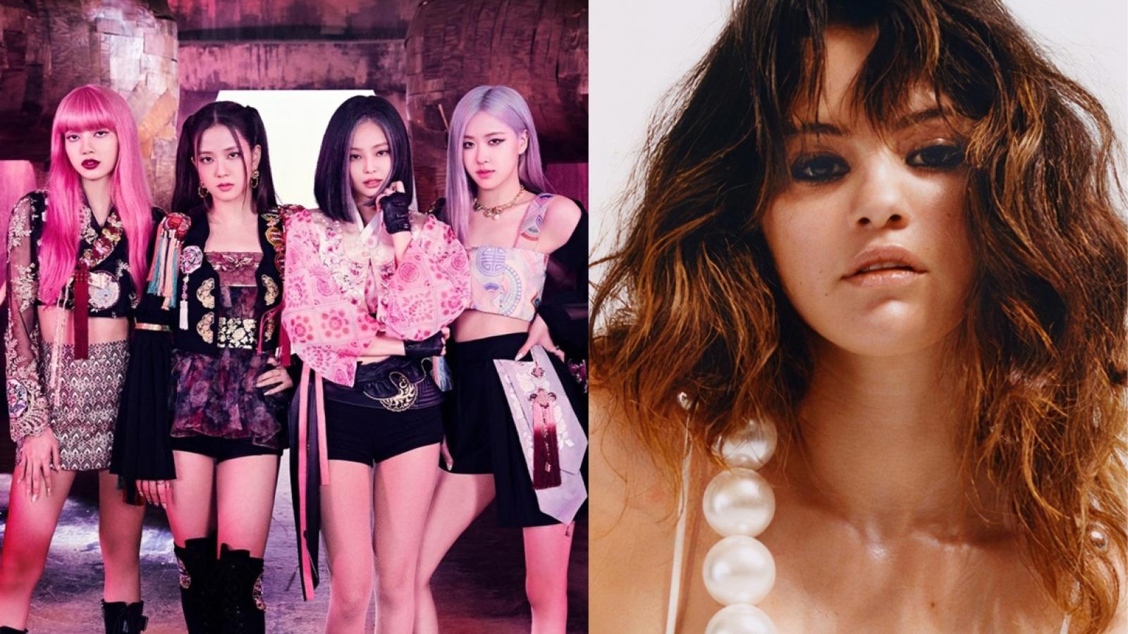 Selena Gomez là giọng ca bí ẩn kết hợp với BLACKPINK trong album mới?
