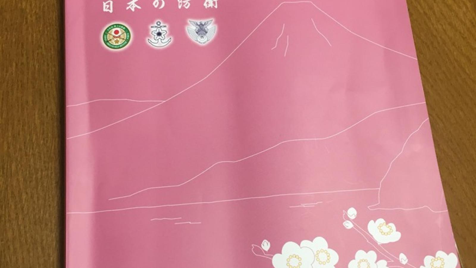 Sách Trắng Quốc phòng Nhật Bản phê phán Trung Quốc gây bất an