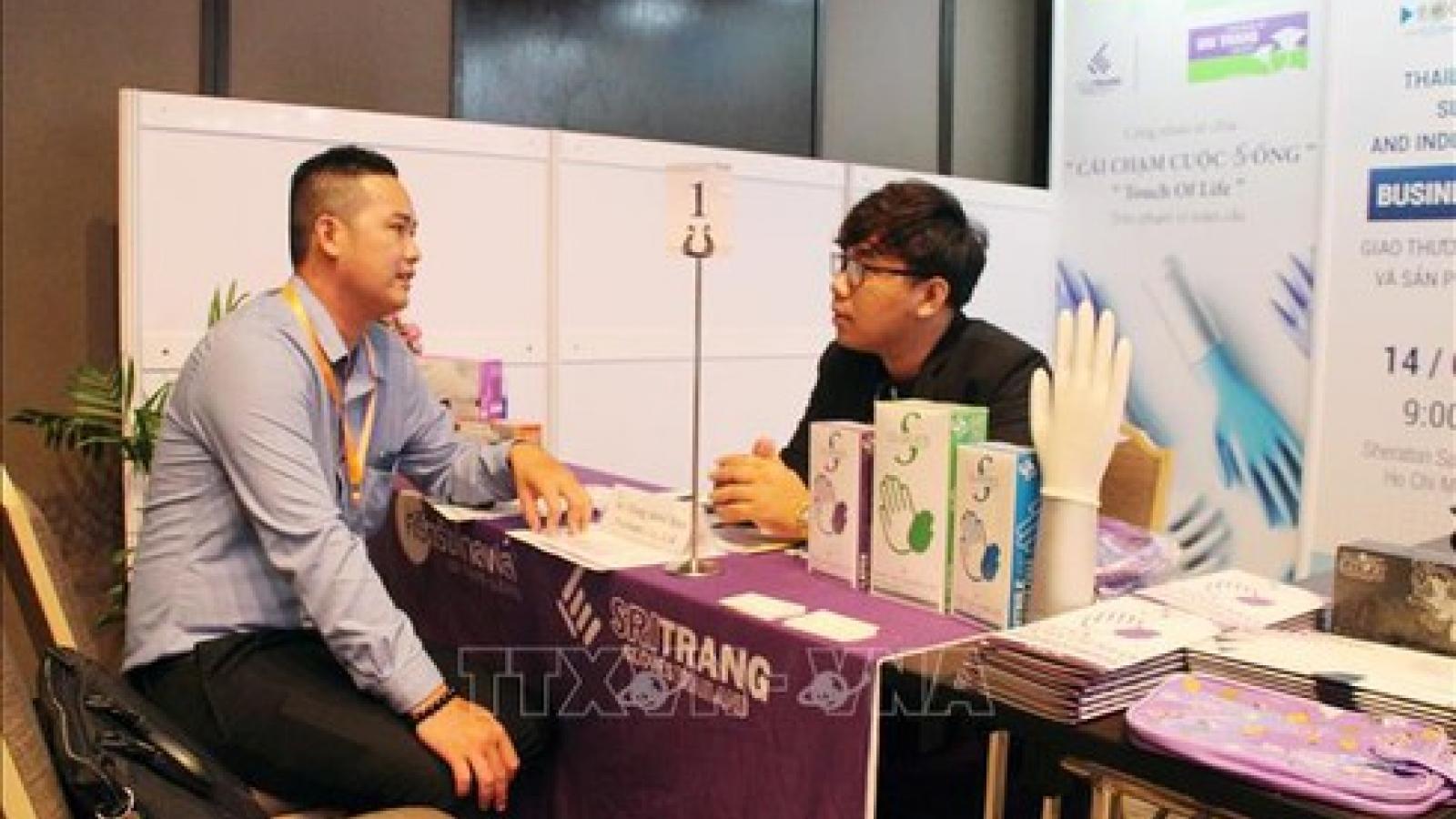 Vietnam, Thailand strive to intensify trade exchange activities